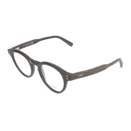 Men's TO5168 Optical Frames // Black