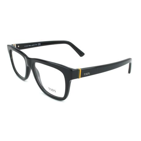 Men's TO5117 Optical Frames // Shiny Black