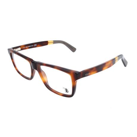 Men's TO5166 Optical Frames // Havana