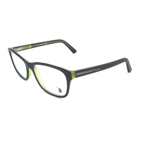 Men's TO5147 Optical Frames // Dark Green