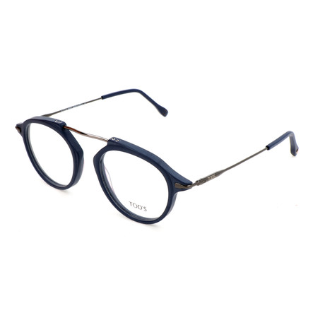 Men's TO5181 Optical Frames // Matte Blue