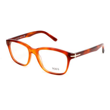 Men's TO5093 Optical Frames // Havana