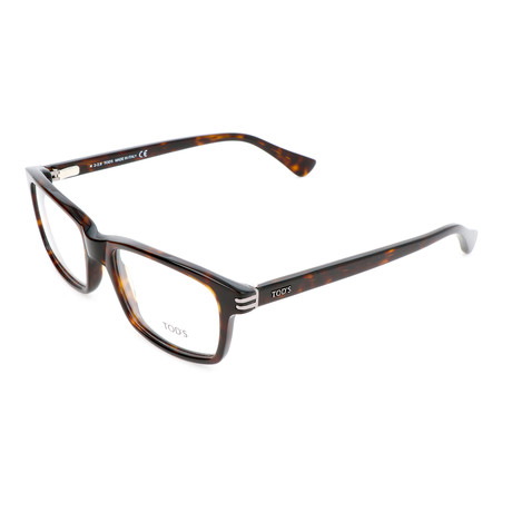 Men's TO5105 Optical Frames // Dark Havana