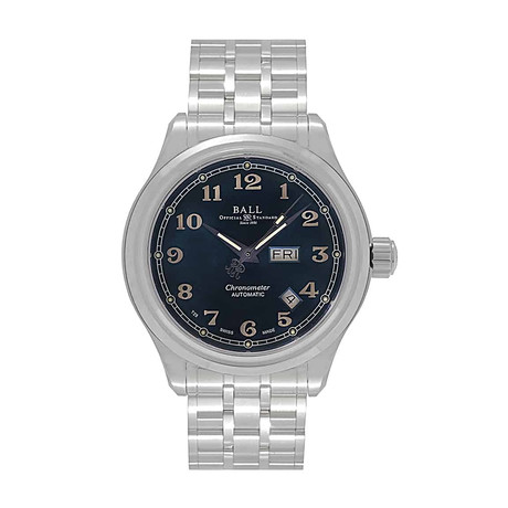 Ball Trainmaster Cleveland Express Automatic // NM1058D-SCJ-BE // Store Display