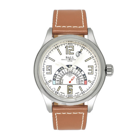 Ball Trainmaster TMT Celcius Automatic // NT1050D-LAJ-WH // Store Display