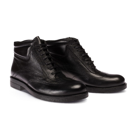 Saif Boot // Black (Euro: 40)