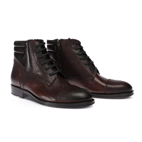Alex Boot // Claret Red (Euro: 40)