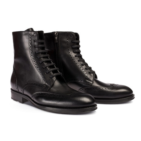 Kierce Boot // Black (Euro: 40)