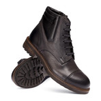 Maxwell Boot // Gray (Euro: 41)