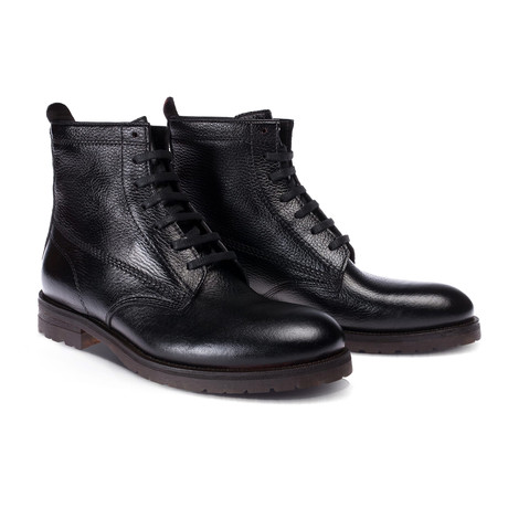 Jax Boot // Black (Euro: 40)