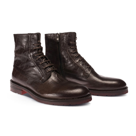 Mason Boot // Brown (Euro: 40)