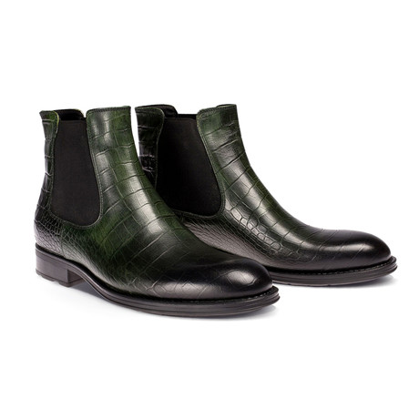Smith Boot // Green (Euro: 40)