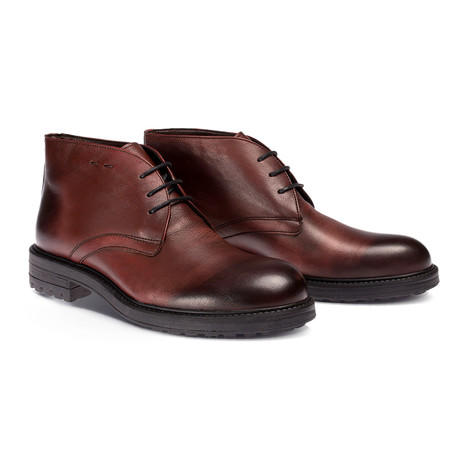 Lawrence Boot // Claret Red (Euro: 40)