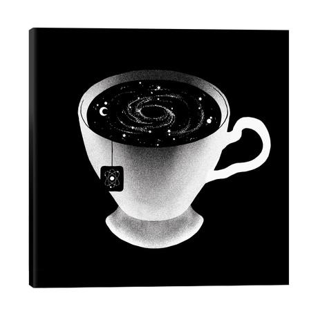 """Dark Matter // Tobias Fonseca (26""""W x 26""""H x 1.5""""D)"""