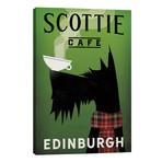 """Scottie Cafe // Ryan Fowler (26""""W x 40""""H x 1.5""""D)"""