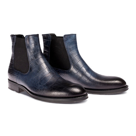 Sean Boot // Navy Blue (Euro: 40)