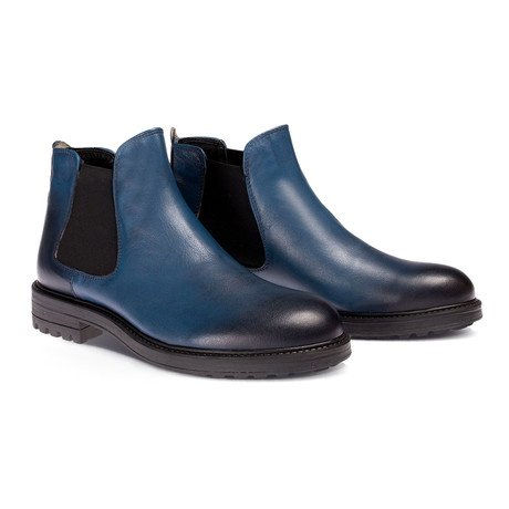 Jones Boot // Blue (Euro: 40)
