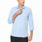 Harden Button-Up Shirt // Blue (Small)