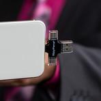 Plug & Play Adapter + Portable Battery