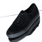Lex Premium Suede // Black (Euro: 44)