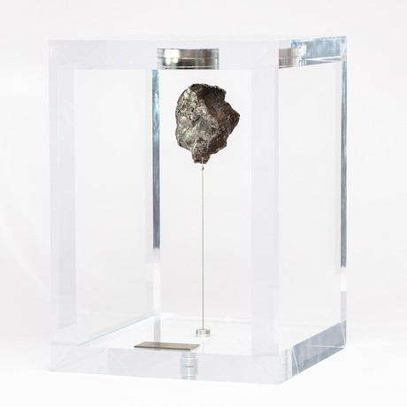 Space Box // Siberian Sikhote Alin Meteorite // Ver. 3