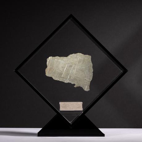 Magadanskaya Oblast Seymchan Meteorite + Acrylic Display // Ver. 1
