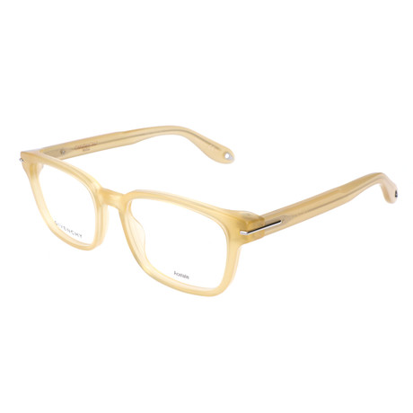 Unisex GV-0013-CZ0 Optical Frames // Honey