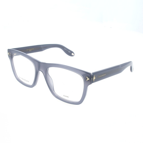 Unisex GV-010-RU2 Optical Frames // Gray Opal