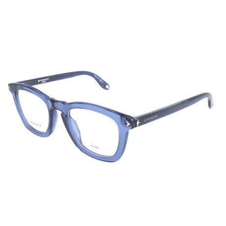 Men's GV-0046-PJP Optical Frames // Blue