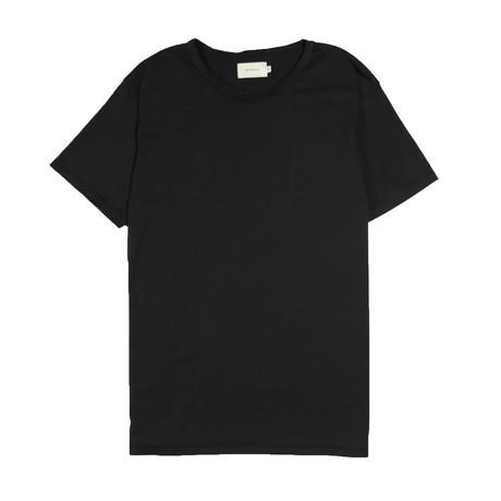 Basis Tee // Black (S)