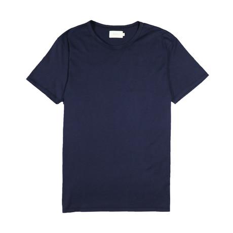 Basis Tee // Navy (S)