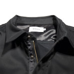Ellis Shirt Jacket // Black (S)