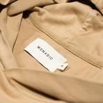 Basis Pullover Hoody // Sand (S)