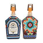Extra Añejo Huichol Art Special Edition Bottle