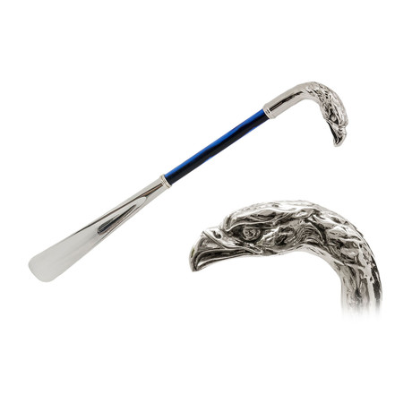 Silver Eagle Shoehorn