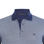 Paul Short Sleeve Polo Shirt // Navy (XL)