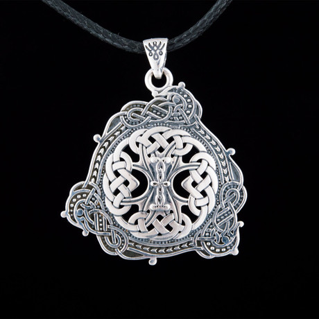 Scandinavian Ornament Pendant