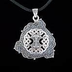 Scandinavian Ornament Pendant