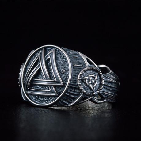 Triskelion Ring (6)