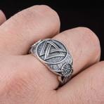 Triskelion Ring (7)