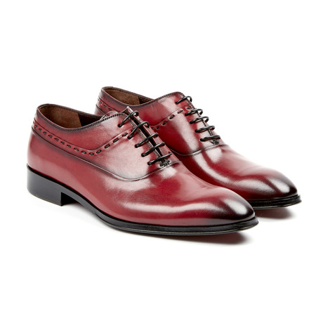 Antique Oxford // Burgundy (US: 7)