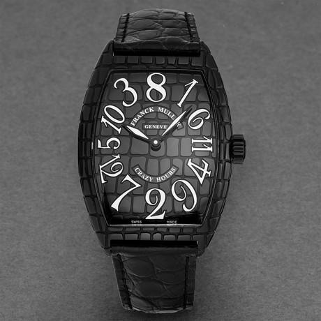 Franck Muller Casablanca Crazy Hours Automatic // 7880 CH BLK CRO AC