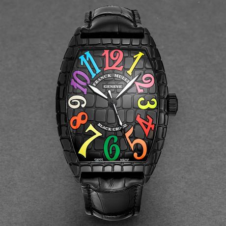 Franck Muller Casablanca Automatic // 8880 SC COL DR BLK CRO AC