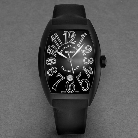 Franck Muller Casablanca Automatic // 8880 C DT NR A AC