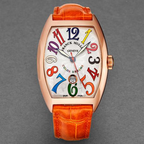 Franck Muller Casablanca Automatic // 8880 SC DT COL DR 5N