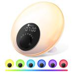 Wake Up // LED Light // Sunrise Alarm Clock