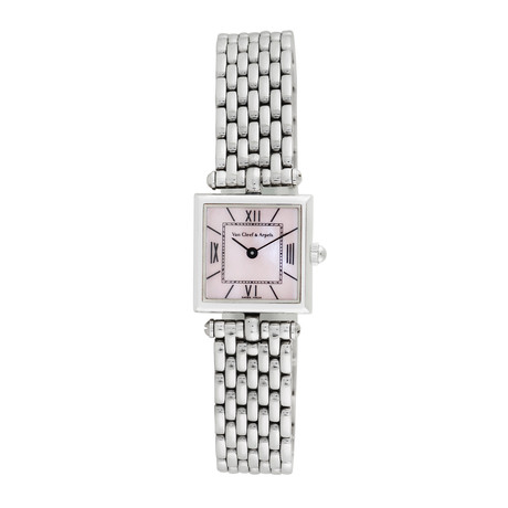 Van Cleef & Arpels Ladies Quartz // 536942 // Pre-Owned