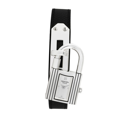 Hermes Ladies Kelly Lock Quartz // KE1.210 // Pre-Owned