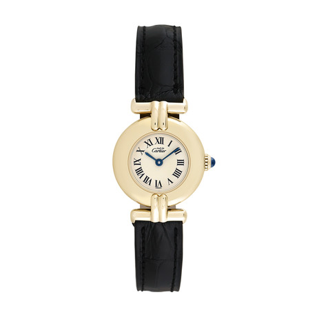 Must de Cartier Ladies Quartz // 590002 // Pre-Owned