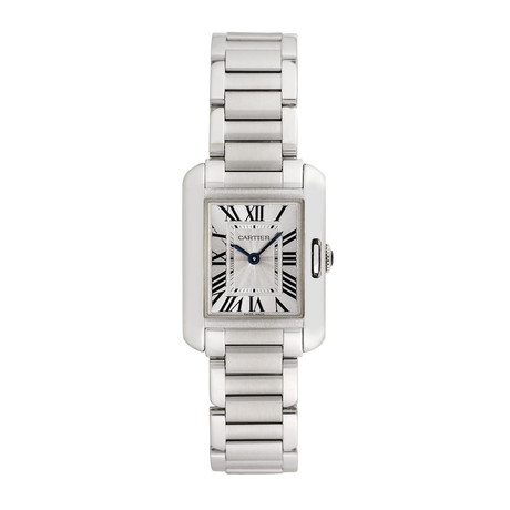 Cartier Ladies Tank Anglaise Quartz // Pre-Owned